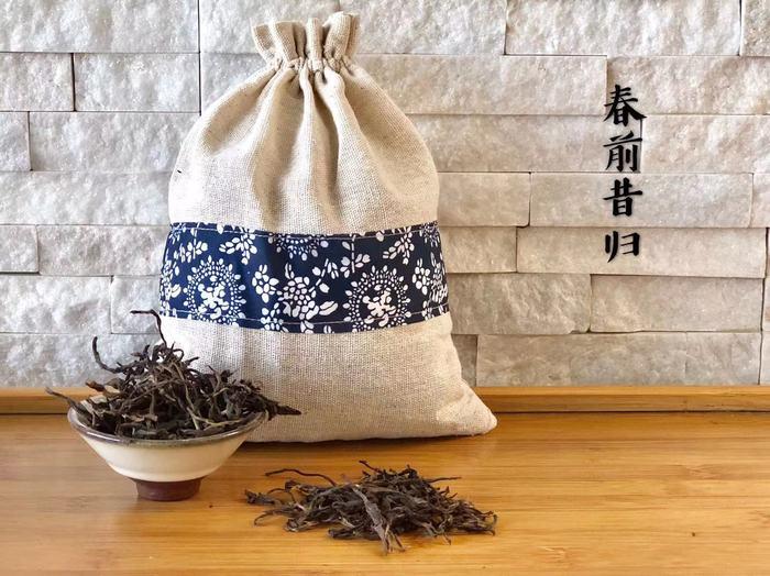 喝茶就喝金花黑茶,石韵雅集金花黑茶轻奢养生