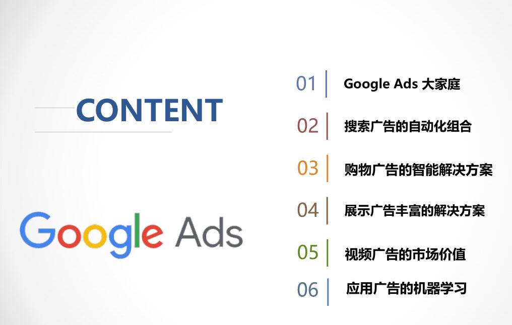 Google Ads 大家庭+Google Ads广告形式介绍【全】